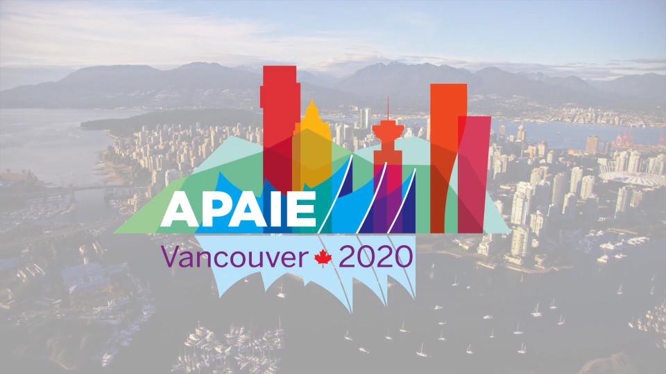 APAIE 2020
