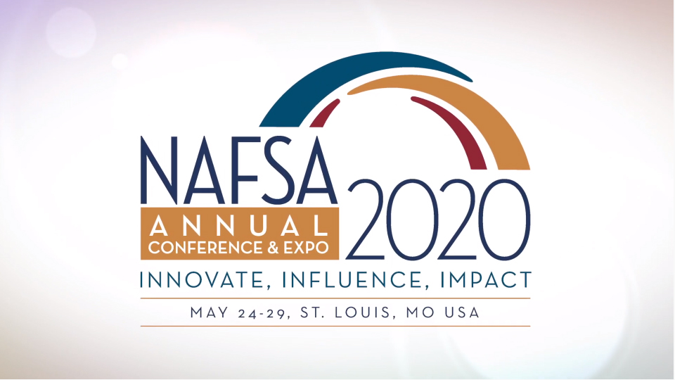 NAFSA 2020 Annual Conference & Expo